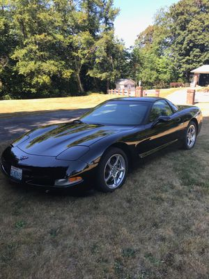 2001 Chevy Corvette for Sale in Castle Rock, WA