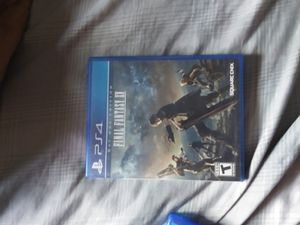 Ps4 FF15 for Sale in Ceres, CA