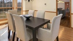 Solid wood dining table for Sale in Chicago, IL