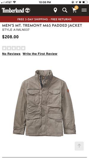Timberland men's jacket! (Size Large) for Sale in Nashville, TN