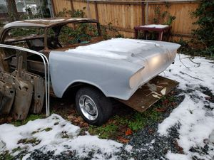 1957 Chevy fiberglass front end for Sale in Tacoma, WA