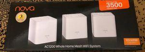 Nova Mesh Wifi Router for Sale in Chicago, IL