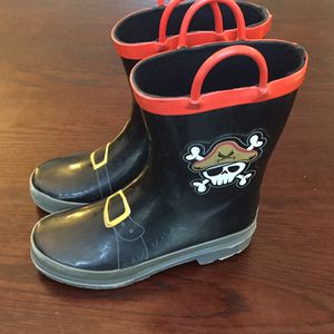Kids Rain Boots, Size 1 for Sale in Chino Hills, CA