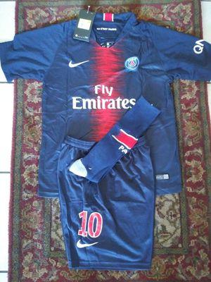 Kids Set PSG Neymar Jr # 10 Size 24(8-9 años) 26(10-11 años) for Sale in Phoenix, AZ
