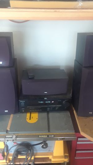 Stereo system with speakers for Sale in Palo Alto, CA