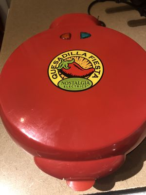 Quesadilla maker for Sale in Raleigh, NC