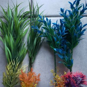 Fake Aquarium Plants Fish Tank Decoration Decor for Sale in Westminster, CA