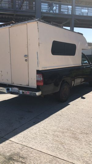 Camper free, not the truck for Sale in San Diego, CA