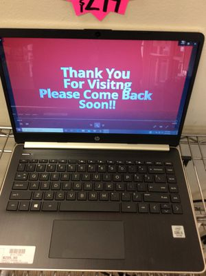 Hp win 10/300GB/8GB/I5 for Sale in Humble, TX