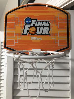 NCAA basketball mini hoop for Sale in Boca Raton, FL