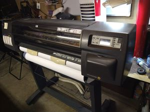 HP designjet 1050c plus not working for Sale in Corona, CA