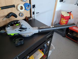 Cordless blower for Sale in Wichita, KS