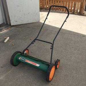 "Scott's 20"" lawn mower for Sale in South Salt Lake, UT"