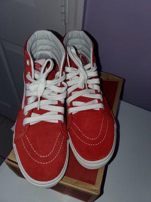 Kids Van's shoes size 4 for Sale in Flamingo, FL