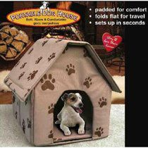 JSNY Portable Wamr and Comfortable Dog House, Small for Sale in Stafford, TX