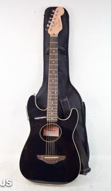 Fender Original Stratacoustic Electric Acoustic Guitar With Strap for Sale in Dallas, TX