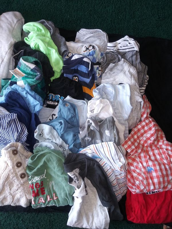 Lot of Baby boy 6 to 12 months clothes