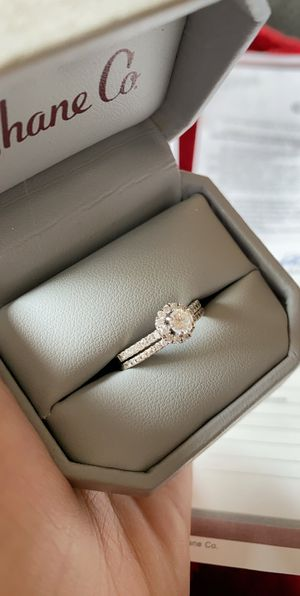 Wedding band set for Sale in Thornton, CO
