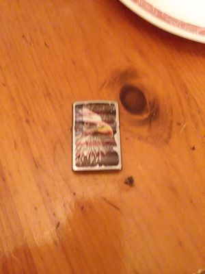 Zippo Eagle lighter for Sale in Pittsburgh, PA