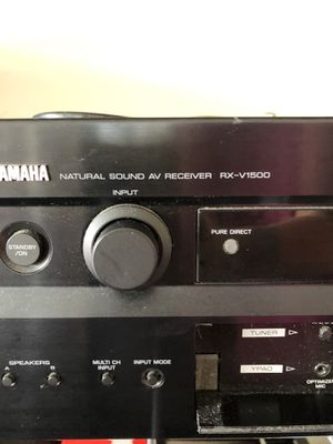 Yamaha Reciever for Sale in Sebastian, FL