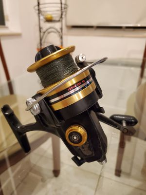 PENN 650SS Spinning Fishing Reel Used Very Smoot Spinfishier Saltwater USA for Sale in Davie, FL