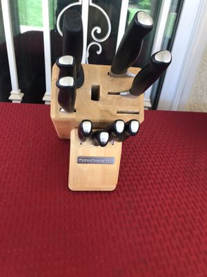 Kitchen aid knife set for Sale in Lodi, CA