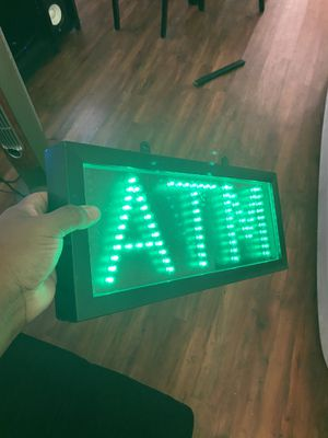 atm led sign for Sale in Cleveland, OH