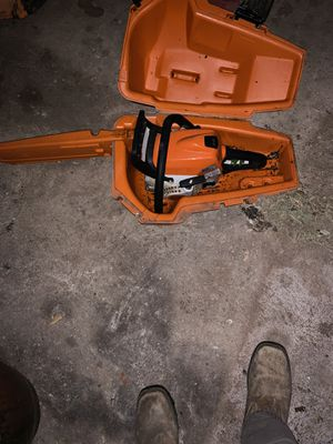 Stihl chainsaw for Sale in Dallas, TX
