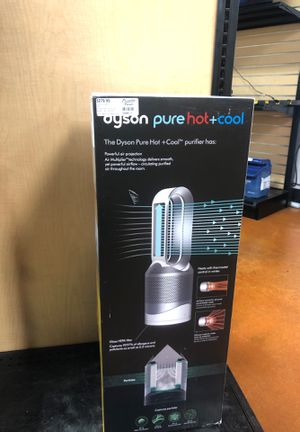 Dyson pure hot+cool for Sale in Raleigh, NC