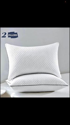 Bed Pillows for Sleeping 2 Pack for Sale in Colonial Heights, VA