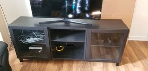 Tv stand excellent condition for Sale in Alexandria, VA