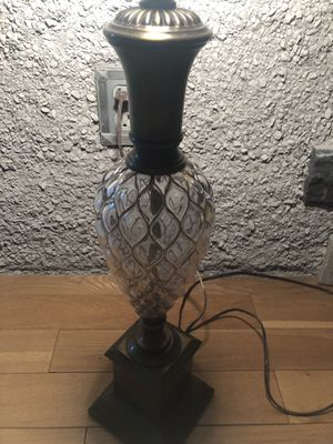 Antique vintage lamp for Sale in St. Louis, MO
