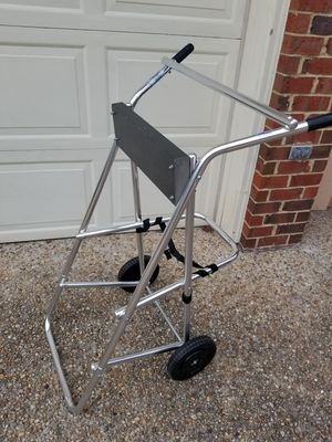 garelick 31600 outboard motor cart for Sale in Chesapeake, VA
