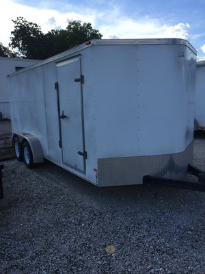 Utility trailer 2012 for Sale in Cypress, TX
