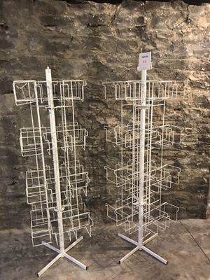Card Racks (Pair) for Sale in St. Louis, MO