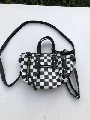 Checkered Purse for Sale in Roswell, GA