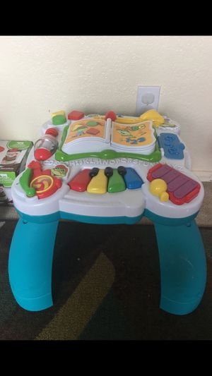 Leapfrog activity table for Sale in Bellevue, WA