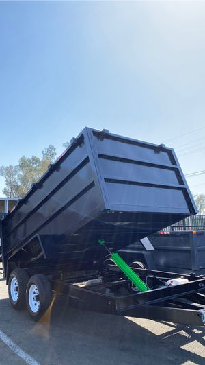 8x12x4 DUMP TRAILER for Sale in Phoenix, AZ