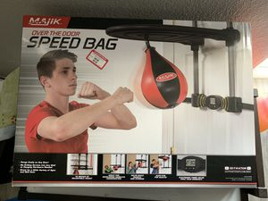 Speed bag for Sale in Fife, WA