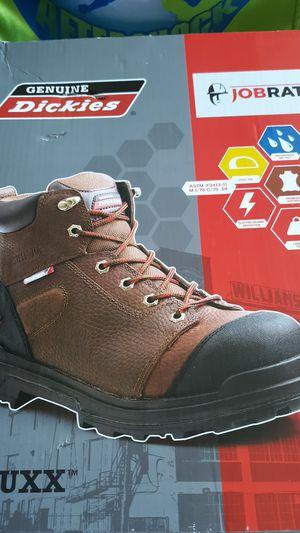 Dickie's TRUXX Steel Toe work boots, waterproof for Sale in Belle Isle, FL