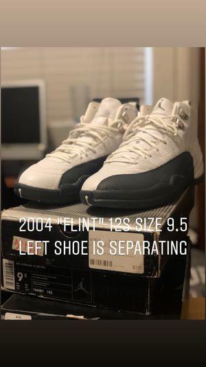 """Jordan 12 """"Flint"""" 2004 size 9.5 for Sale in Dallas, TX"""