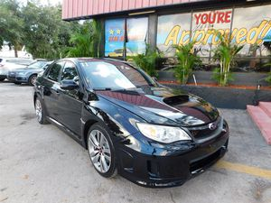 2011 Subaru Impreza Sedan WRX for Sale in Tampa, FL