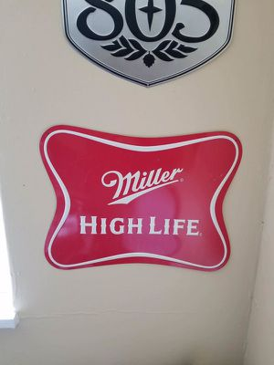 Miller High Life Sign for Sale in Knoxville, TN