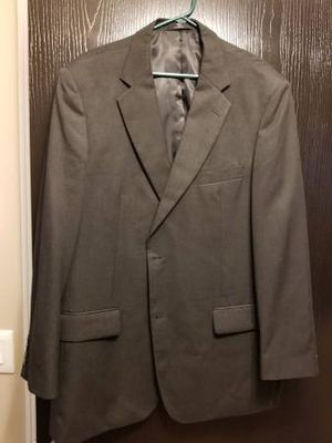 Like new Men's Full Black Suit for Sale in Galloway, OH