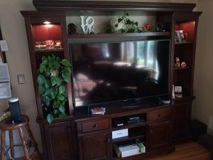 Entertainment center for Sale in Grand Island, NY