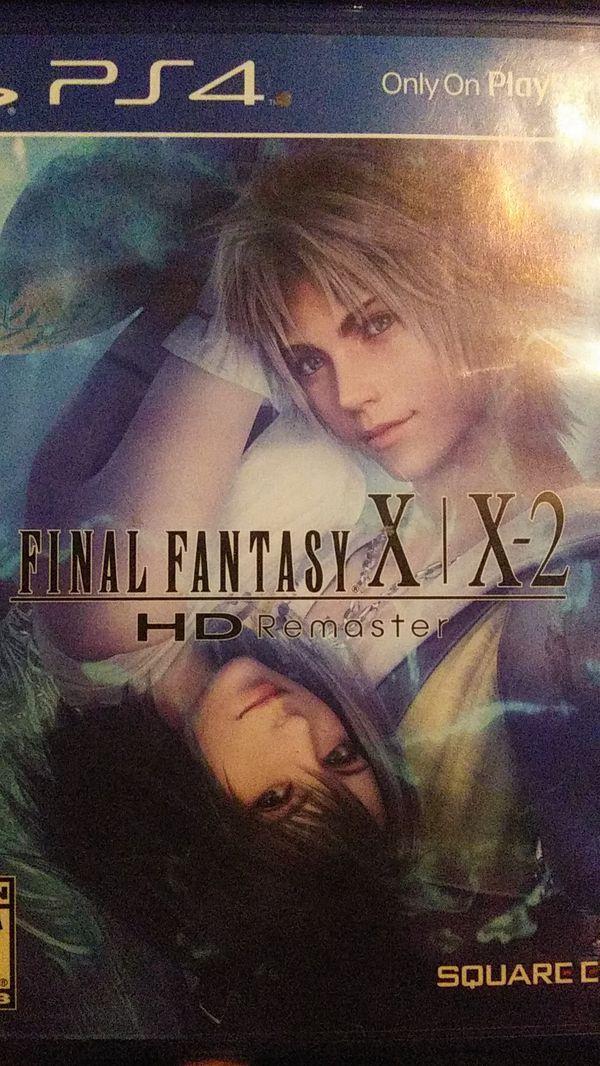 Ps4 Final Fantasy X |X -2