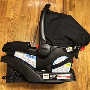 Graco SnugRide Click Connect 30 Infant Car Seat, NYC Black for Sale in Brooklyn, NY