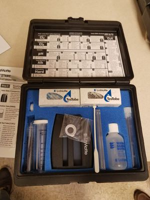 Pool water testing kit NEW for Sale in Colorado Springs, CO