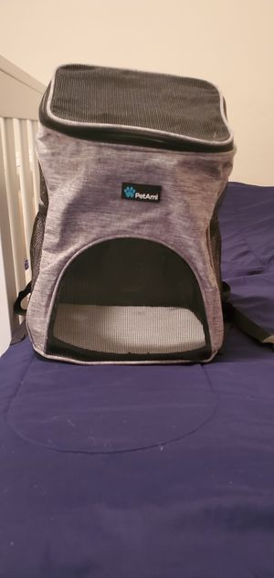 Pet carrier backpack for Sale in Austin, TX