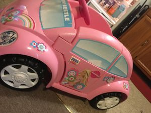 Toddler Barbie car for Sale in Tamaqua, PA